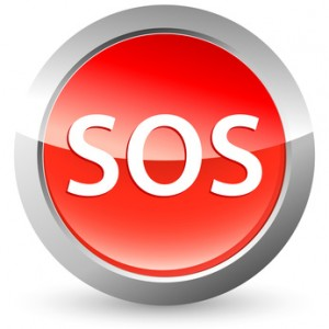 SOS - Button